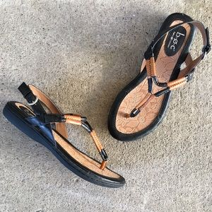 boc | Wrapped Thong Sandals